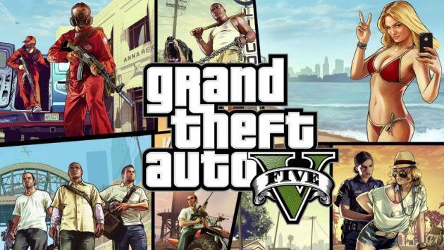 Grand Theft Auto V. (Difusión)