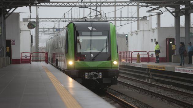 Vecinos de Lima Sur aprovecharán rutas de aproximanción al Tren Eléctrico. (César Fajardo)