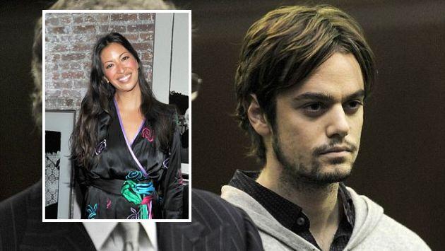 Cachay tenía 33 años cuando fue asesinada por su entonces novio. (Steven Hirsch/Patrick McMullan)