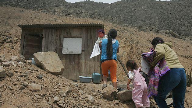 Perú aún requiere ayuda y apoyo técnico internacional para lucha contra la pobreza. (USI)