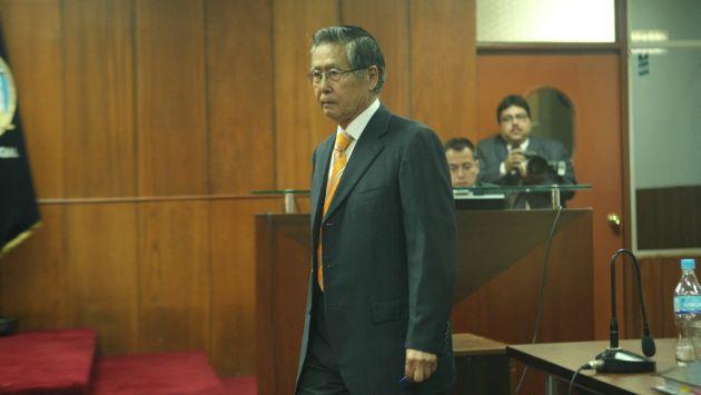 Alberto Fujimori sigue esperando que dé frutos sus iniciativas. (Peru21)