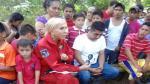 Acusan a Laura Bozzo de crear circo con damnificados de México - Noticias de tormenta manuel