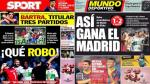 Como gallitos de pelea - Noticias de futbol espanol barcelona