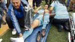 Joazinho Arroé estuvo en shock por lesión - Noticias de pacifico frank rojas