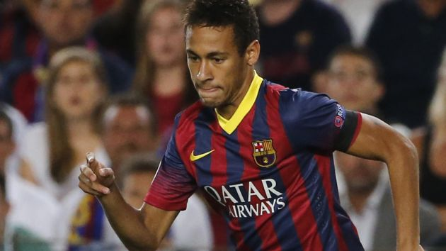 'Ney' podría jugar de Messi, aún lesionado.