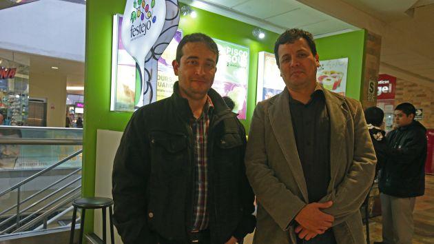 20 mil dólares invirtieron  Rodolfo y Alejandro  para abrir Festejo. (Martín Pauca)