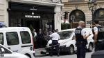 Espectacular asalto a una joyería en pleno centro de París - Noticias de vacheron constantin