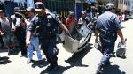 Policía Nacional recupera 46 toneladas de autopartes robadas - Noticias de roberto villar