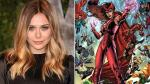 Elizabeth Olsen será 'Scarlet Witch' en la secuela de 'The Avengers' - Noticias de aaron johnson