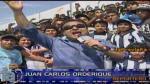 Juan Carlos Orderique hizo de las suyas. (Fútbol en América)
