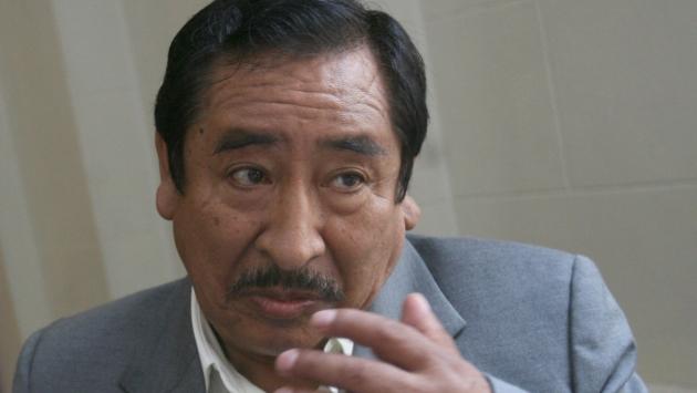 José Anaya fue desaforado del Congreso en 2008. (Luis Gonzales)