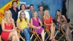 Actores de 'Baywatch' se reencuentran 25 años después - Noticias de david chokachi