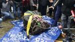 Rusia: Recuperan fragmento de 570 kilos del meteorito de Cheliábinsk - Noticias de meteorito rusia