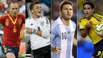 Estas son las ocho selecciones cabezas de serie para Brasil 2014 - Noticias de costa do sauípe