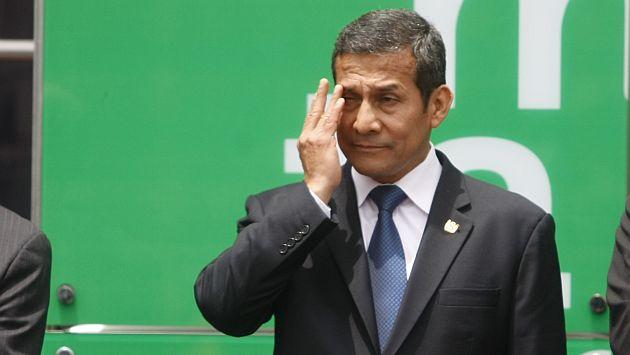 LA ULTIMA: Ollanta Humala Taso ES GAY.