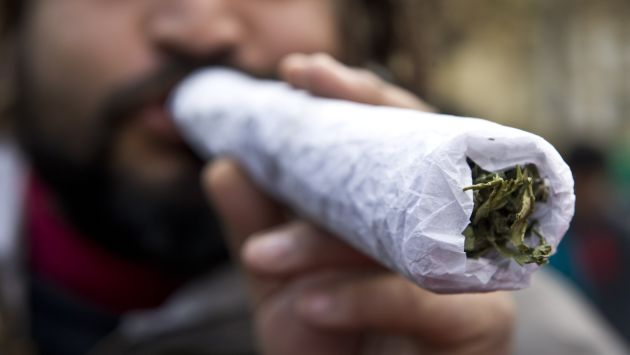 Norma para legalizar marihuana está pendiente de votación en Congreso de Uruguay. (AFP)