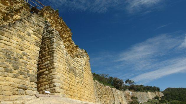 Fortaleza de Kuélap está ubicada en Amazonas. (USI)