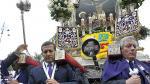 Ollanta Humala y Susana Villarán rinden homenaje al Señor de los Milagros - Noticias de susana palacios