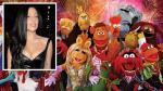 Lady Gaga celebrará Día de Acción de Gracias con Los Muppets - Noticias de la rana rené