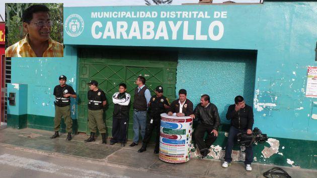 Miguel Ríos fue destituido del cargo años atrás. (Perú21)