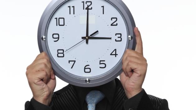 horario laboral ministerio: