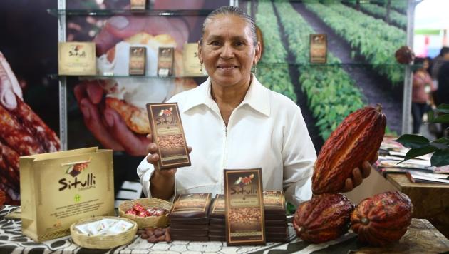S/.12 mil soles se invierte en cada hectárea de cacao. (Rafael Cornejo)