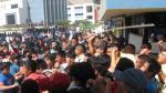La Cantuta: Dos heridos y 13 estudiantes detenidos tras enfrentamientos - Noticias de antonio diaz saucedo