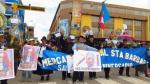 Juliaca: Bloquean vías y atacan casa de alcalde en cuarto día de protesta - Noticias de paro de policías en bolivia