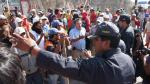 Más protestas por Tía María - Noticias de policia richard cruz salas