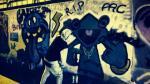 Grafitis de Justin Bieber provocan escándalo en Bogotá - Noticias de subcomandante marcos