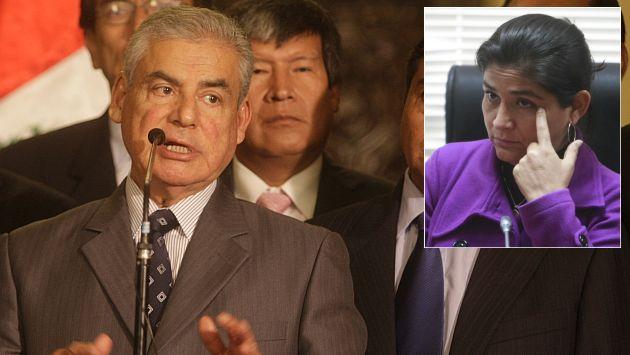 César Villanueva habló sobre relación con Nancy Obregón. (César Fajardo)