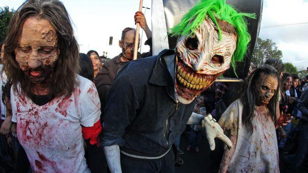 Sujetos aprovecharon que mexicanos se disfrazan en ese día festivo.  (EFE/Referencial)