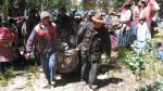 Rayo fulminó a dos adolescentes en Áncash - Noticias de jesus santiago jaimes