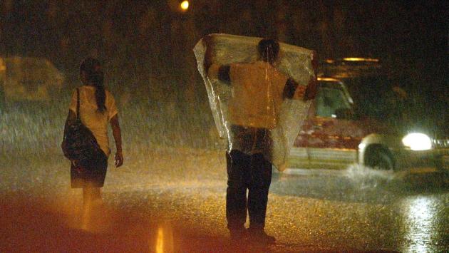 Lluvias inundaron la ciudad. (USI)