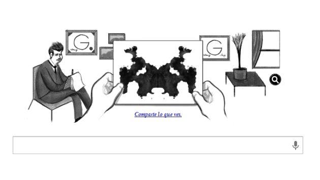 Google creó nuevo doodle interactivo. (Google)
