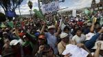 Gregorio Santos usó fondos públicos contra Minas Conga - Noticias de convencion minera