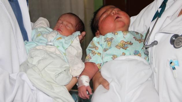 Ncash nace s per beb de casi 6 kilos de peso - Cuanto debe comer un bebe de 7 meses ...