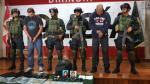 Aldo Castagnola y su guardaespaldas fueron recluidos en Lurigancho - Noticias de luis palao soberon