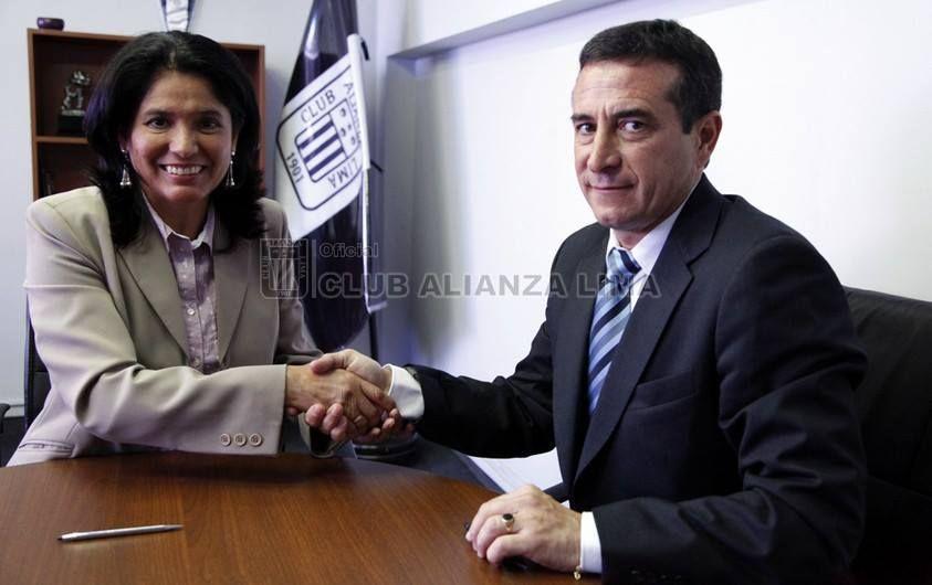 Alianza Lima, Guillermo Sanguinetti