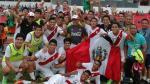 Sub 15 de Perú terminó como líder de su grupo en el Sudamericano - Noticias de matias roskopf