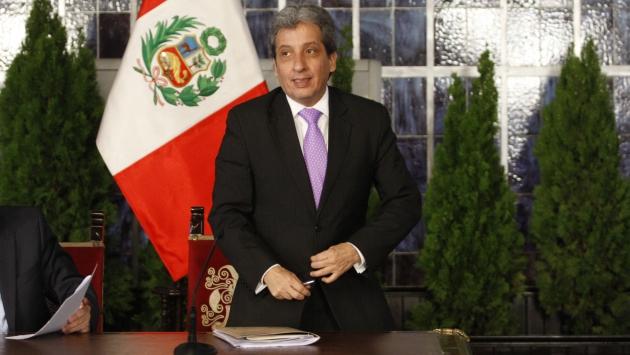 Pulgar-Vidal anunció evento. (Perú21)
