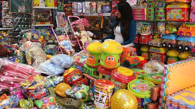 Debe tomar precauciones con los juguetes que comprará por Navidad. (USI/Referencial)