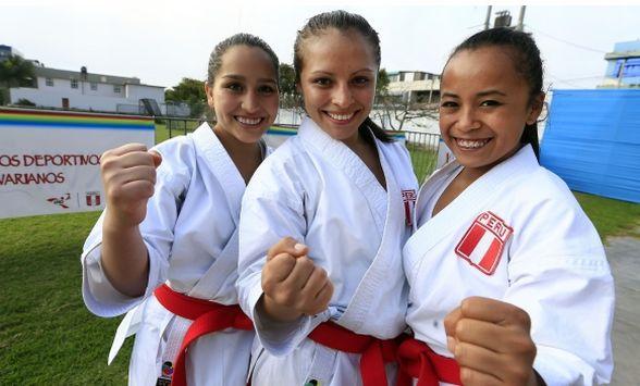 Bolivarianos: Perú sumó dos oros en karate