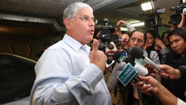 López Meneses y sus vínculos con el Gobierno estarán bajo la lupa opositora. (USI)