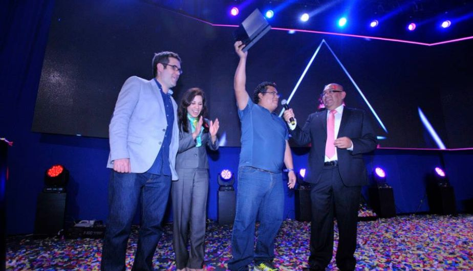 La entrega de las primeras PlayStation 4 en el Perú se realizó en el marco del MásGamers Tech Festival VI, que va hasta el 1 de diciembre en el Centro de Convenciones del Jockey Club en Surco. (Difusión)