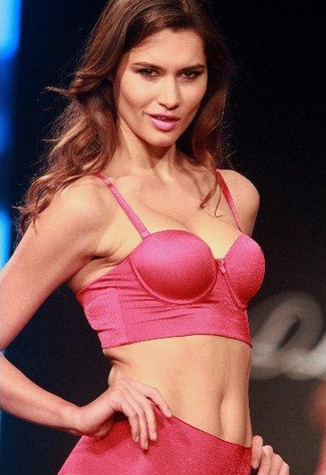 c134405166 Leonisa mostró lo mejor de la lencería en el Fashion Show Perú  Fotos