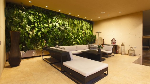 Los jardines verticales impresa peru21 for Historia de los jardines verticales