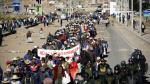 Puno: Aymaras bloquean tránsito a Bolivia - Noticias de paro de policías en bolivia