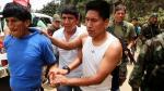 VRAEM: Cae peligroso delincuente Rony Huamán Chosse (a) 'Pistola' - Noticias de kimbiri