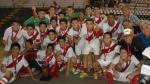 Sudamericano Sub 15: Perú venció 1-0 a Colombia y es campeón - Noticias de estadio ramon tahuichi aguilera